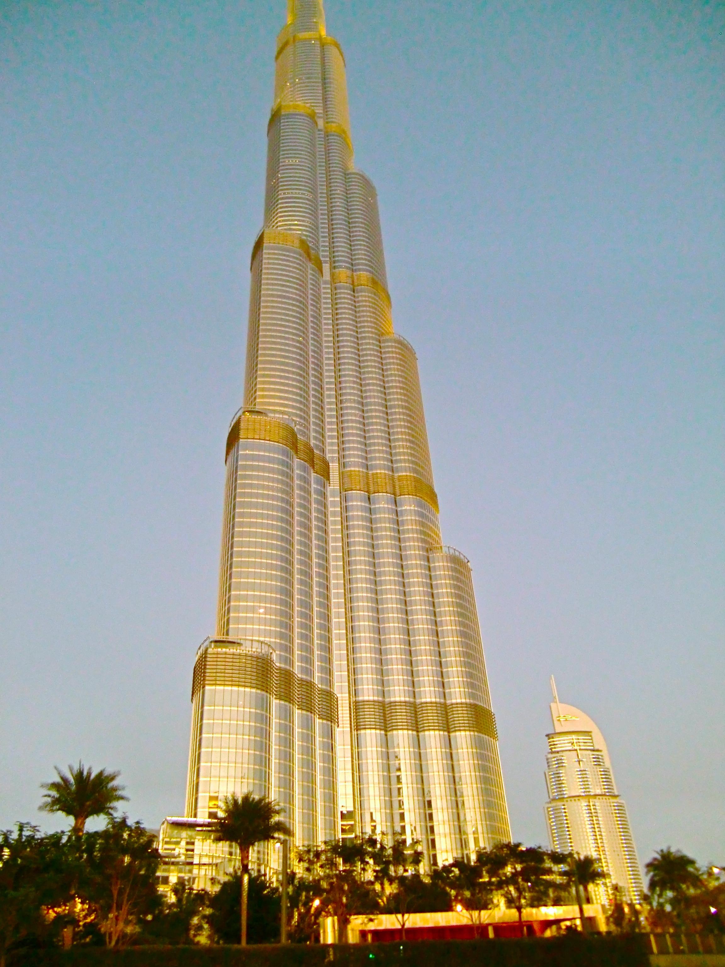 Burj khalifa liput