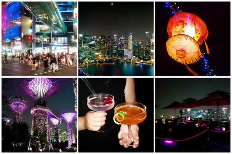 SingaporeByNight